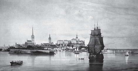Фортеця Ревель