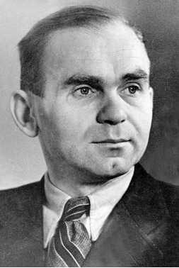 Улас Самчук. Фото 1942..43 гг.