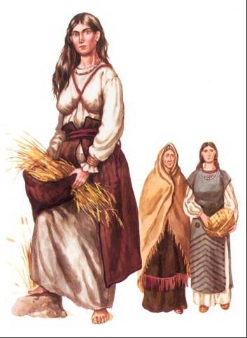 4. трипільські племена: походження, розселення, господарство, культура в Самарге,Красноусольском